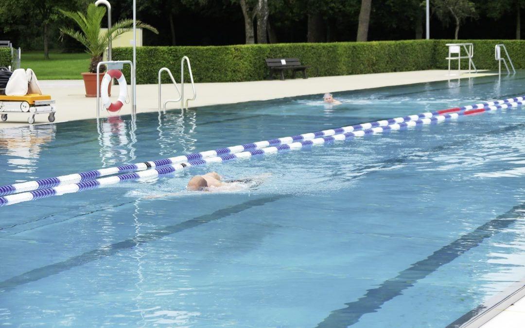 Das Corona-Schwimmen