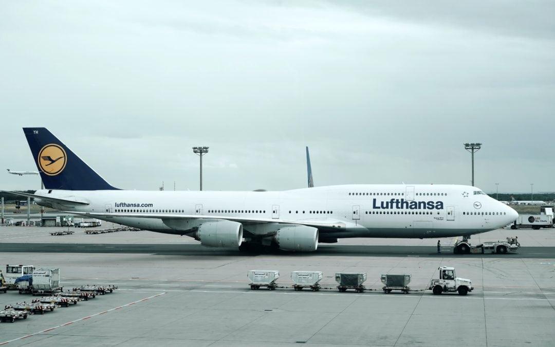 Lufthansa- Probleme