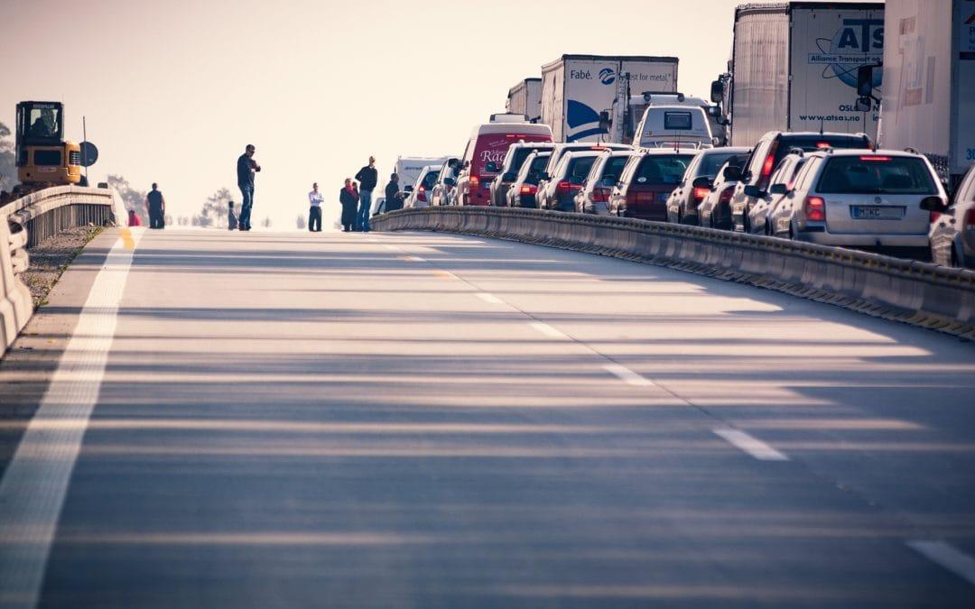 Der Autobahnunfall